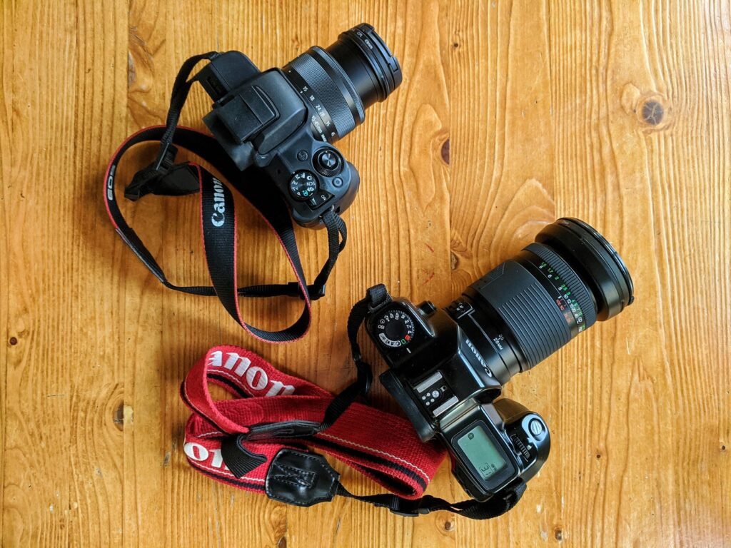 Budget travel and photography